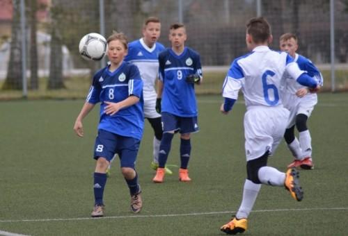 U-13 reģionālajā izlašu turnīrā Rīgas reģiona izlasē arī 2 mūsu kluba futbolisti – Klāvs  Aleksandrs Bluķis un Ričards Bušmeisters