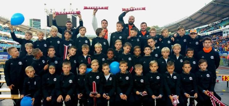 Jau tradicionāli JDFS Alberts piedalās lielākajā  jaunatnes futbola turnīrā pasaulē!