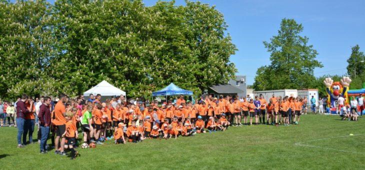 Paldies visiem, kas piedalījās JDFS Alberts sporta dienā!