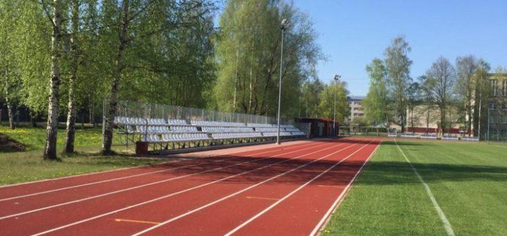 1.līgas mājas spēles aizvadīsim Daugavgrīvas vidusskolas stadionā