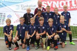 JDFS Alberts 2007.g. komanda iegūst 2 vietu Rīgas jaunatnes čempionātā!