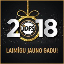 Laimīgu un panākumiem pilnu jauno gadu!