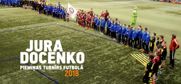 Nosēdzies Jura Docenko piemiņas turnīrs