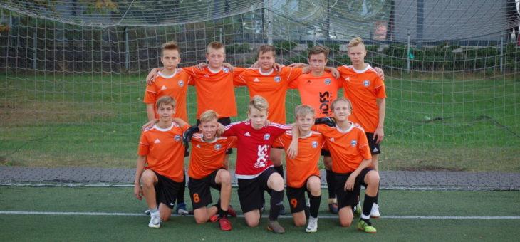 JDFS Alberts un Rīgas 49. vidusskola uzsākusi kopprojektu – Futbola klase