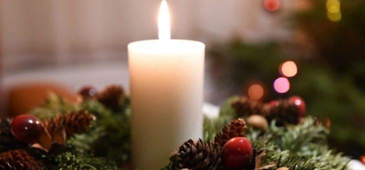 Klāt pirmā advente-kluss sākums, kad jūtams Ziemassvētku nākums!