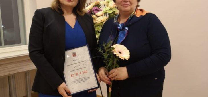 JDFS Alberts otra labākā Rīgas pilsētas bērnu un jaunatnes sporta organizācija 2017. gadā