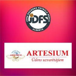 """JDFS Alberts noslēdz jaunu sadarbību ar """"Artesium"""""""