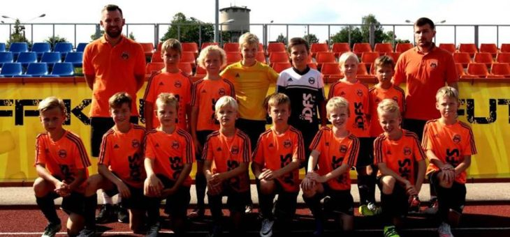 2006.gada komanda 7.vietā LFF Kausā