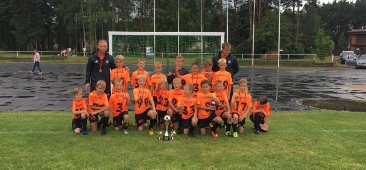 2007.gadi Baltic Sea Cup Rojā 1.vieta