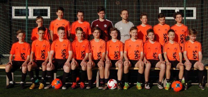 U-16 noslēdz  Latvijas jaunatnes čempionātu attīstības grupā 3.vietā!
