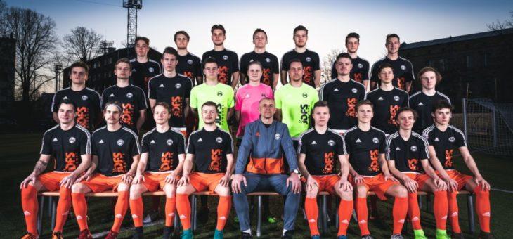 Komanda.lv 1.Līgas sezona ir atklāta