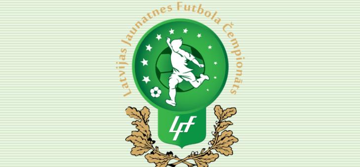 Latvijas Jaunatnes čempionāts futbolā uzņem apgriezienus!