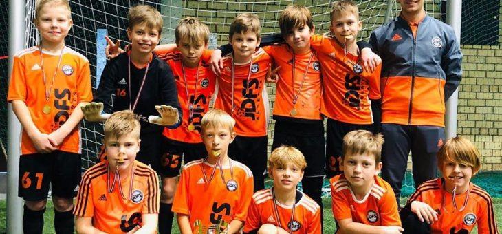 2010. gadu komandai 1.vieta Tiger Cup turnīrā!