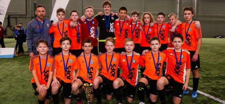 RIGA CITY CUP 2.Vieta!