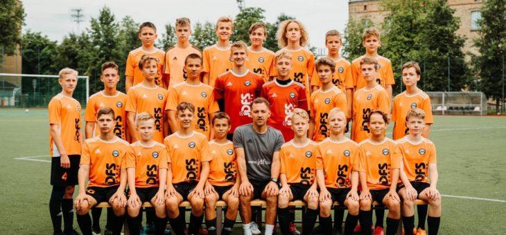 2006.g.komandai 2.vieta Elites grupā